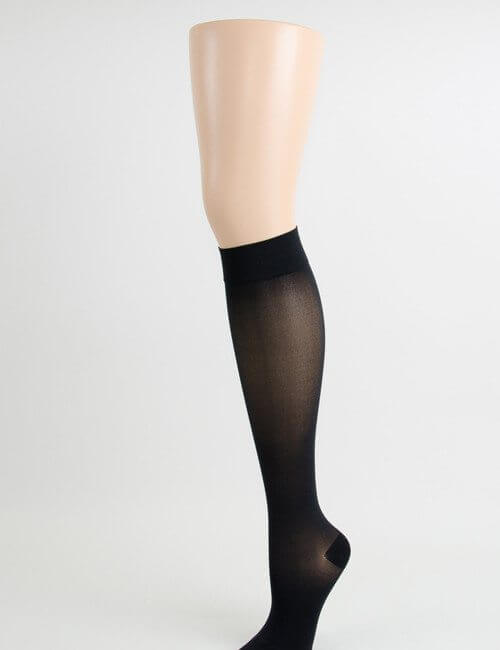 LEGEND® Simply Sheer Collection, Knee High, 15-20mmHg