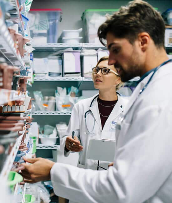Pharmacist Supplies