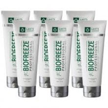 BioFreeze Professional – 4 oz Tube (Pack of 6)