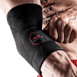 McDavid Hyperblend Elbow Sleeve with Strap