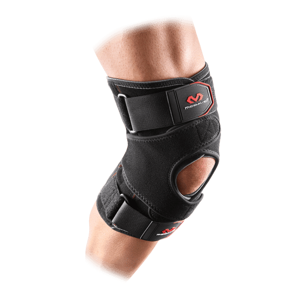 McDavid VOW™ Versatile Over Wrap Knee Wrap w/Stays & Straps