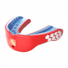Shock Doctor Gel Max Power Mouthguard - Red