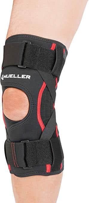 Mueller Sports Medicine OmniForce Adjustable Knee Stabilizer AKS-500