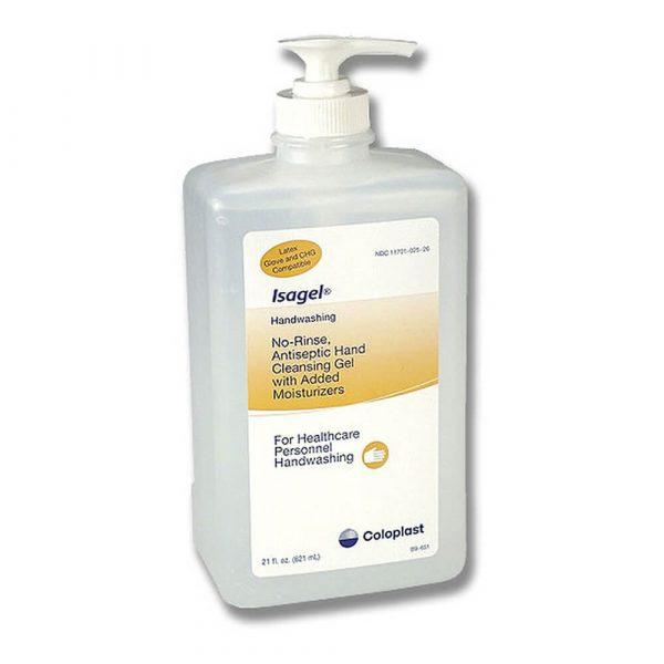IsaGel No Rinse Hand Cleanser