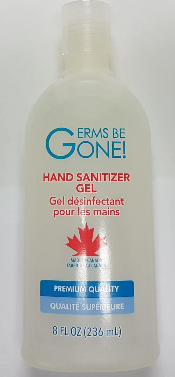 Germs Be Gone Hand Sanitizerv2
