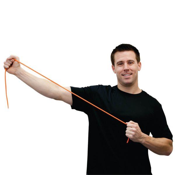 Val-u-Tubing™ - Low Powder - 25' - orange-light