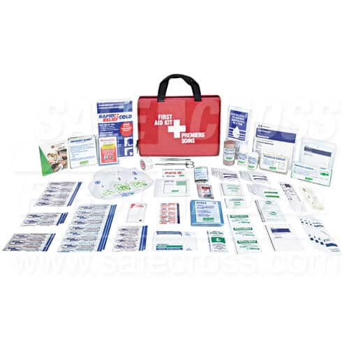 Briefcase First Aid Kit