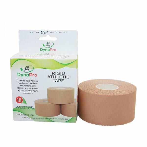 DynaPro Rigid Athletic Zinc Oxide Tape