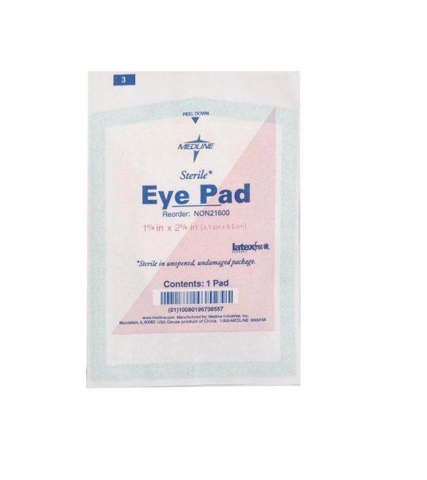 Medline eye pads