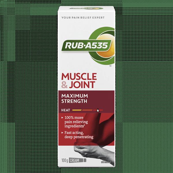 rub a535 maximum strength