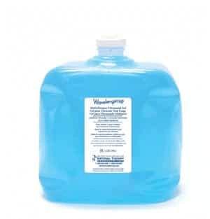 Wavelength UltraSound Gel, Blue